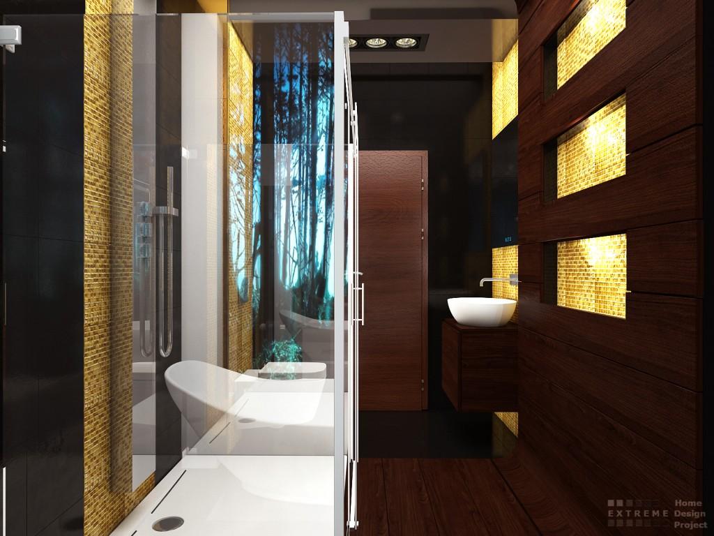 Bathroom Litle Black