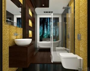 Bathroom Little Black Escape