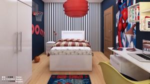 Boys bed
