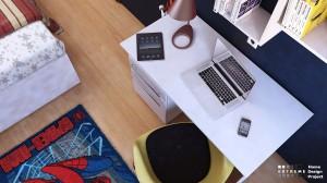 Desk kids room