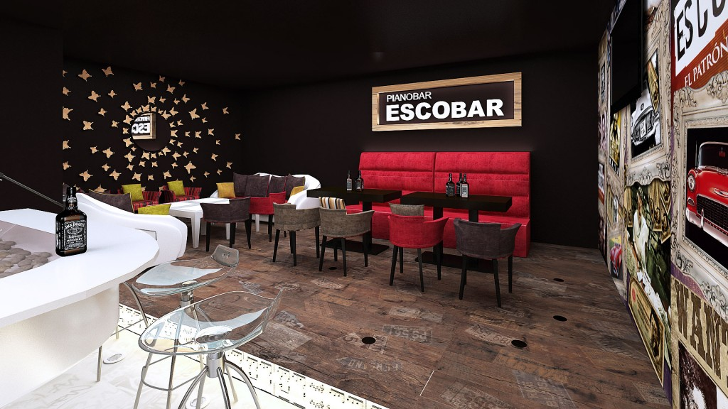 Piano bar Escobar
