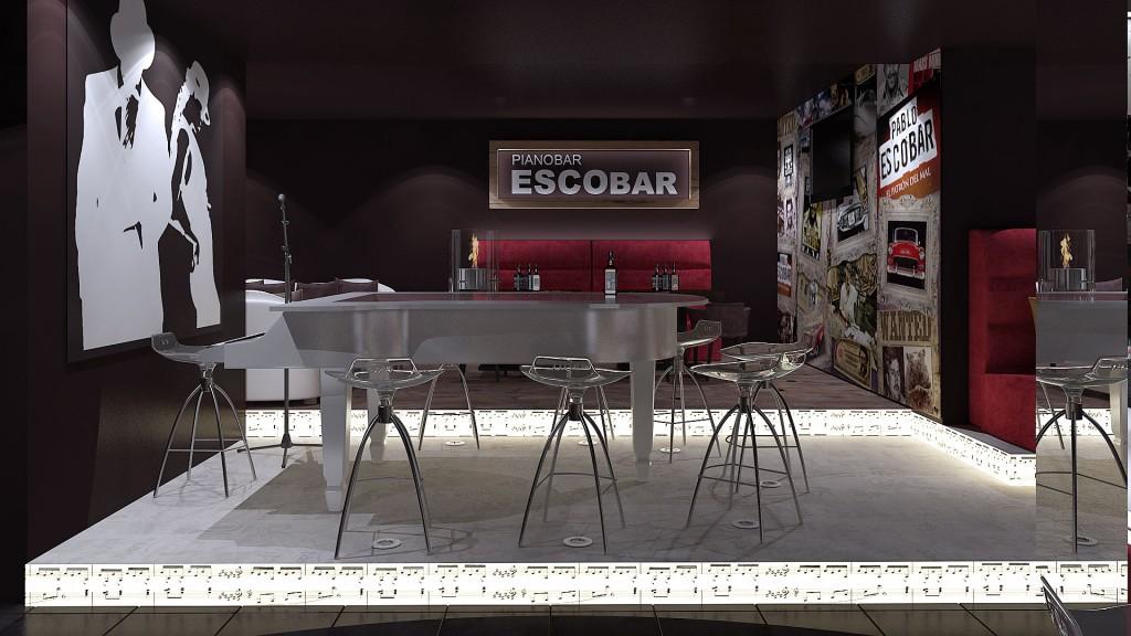 Piano bar Escobar