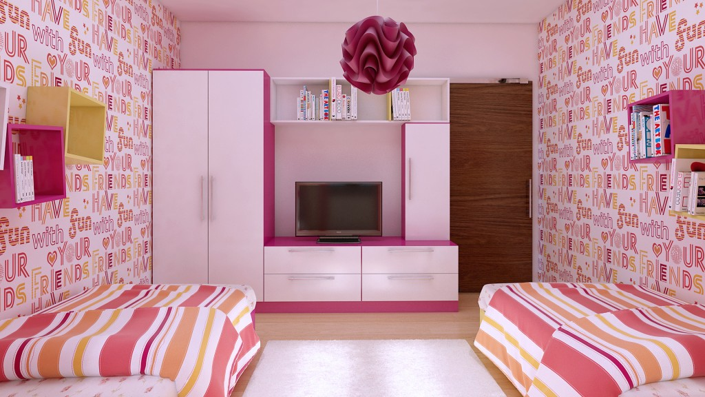 Girls room forniture