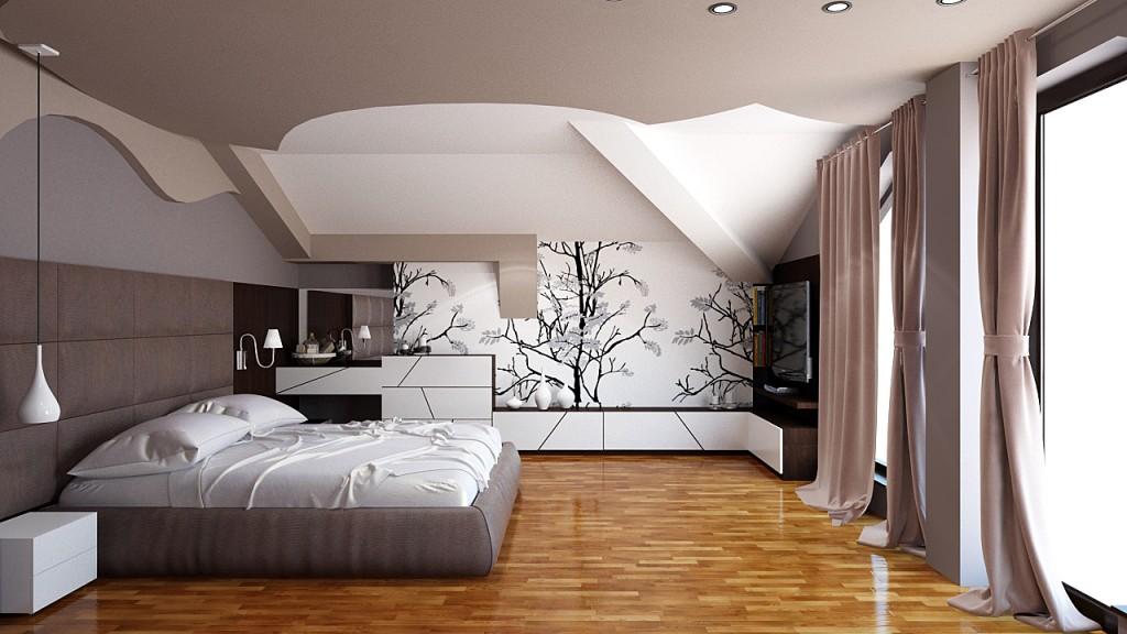 Bedroom comfort space