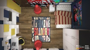 Boys kids room