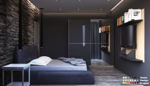Bedroom Baxter furniture