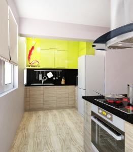 Apartament design