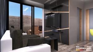 Apartment 40 sqm