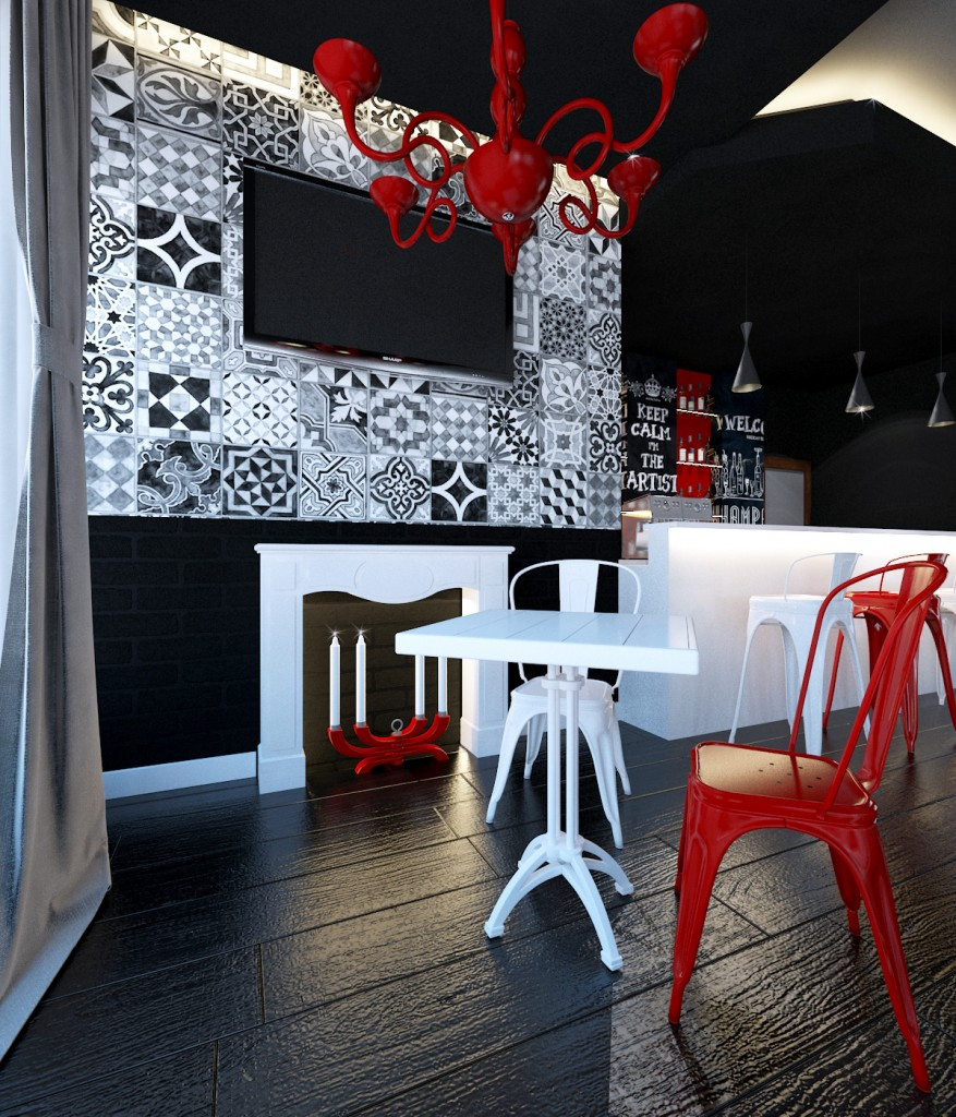 Cafe Urban design