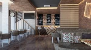 Cafe club Lenin