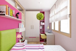 Kids room renovation