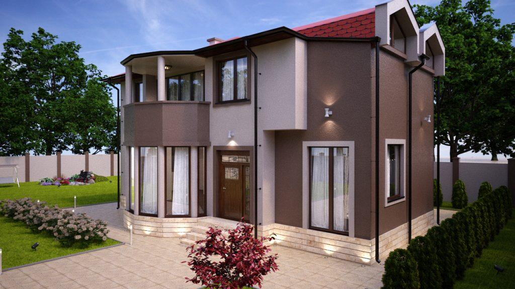 Facades_family_house