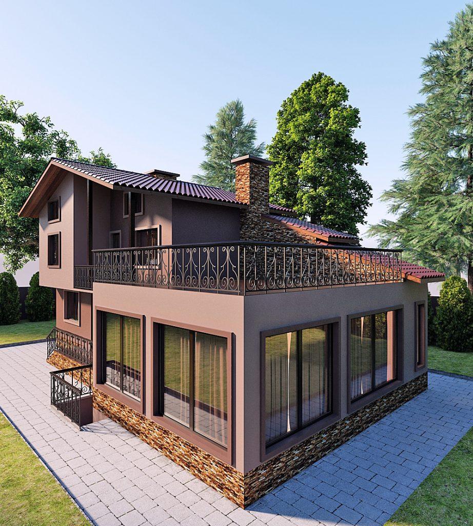 Facade_house_project