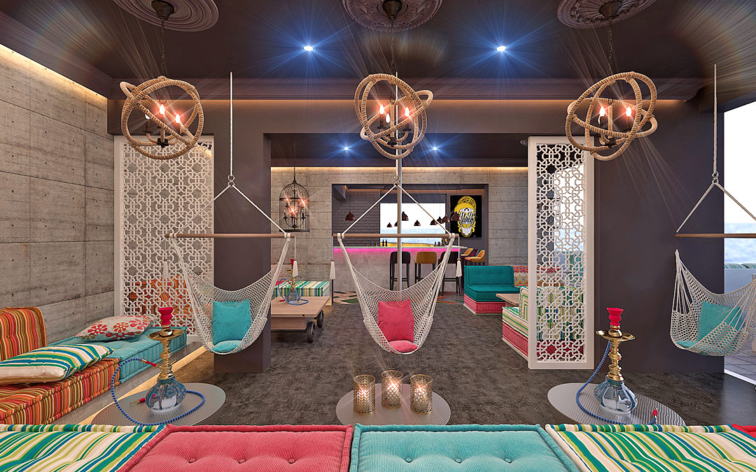 Club Bacardi  – Наргиле бар