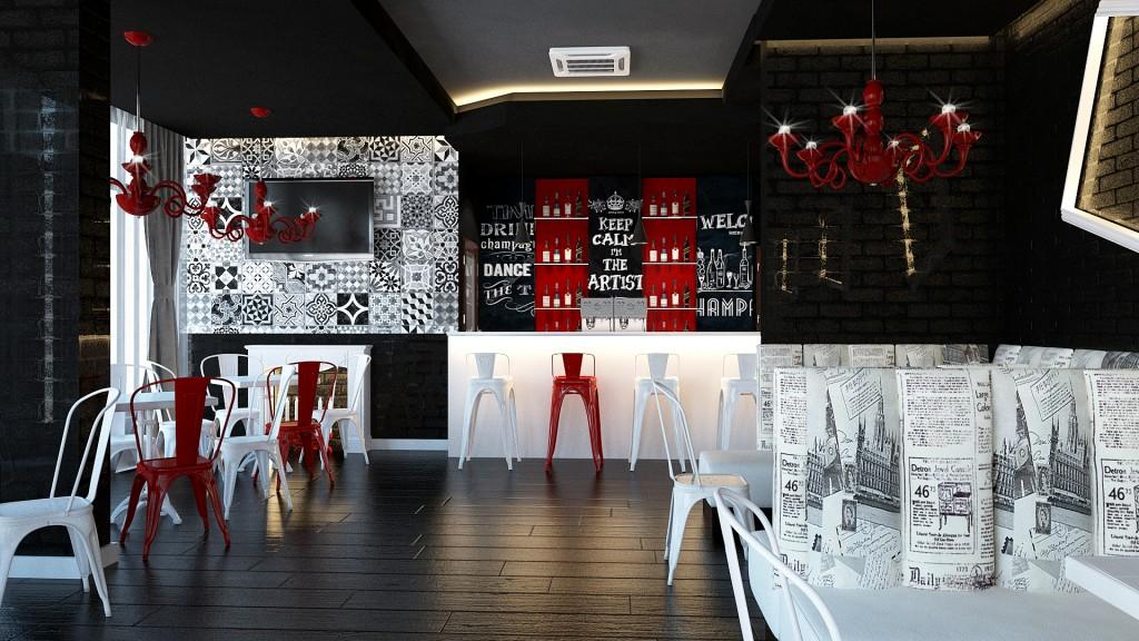 Cafe Urban design