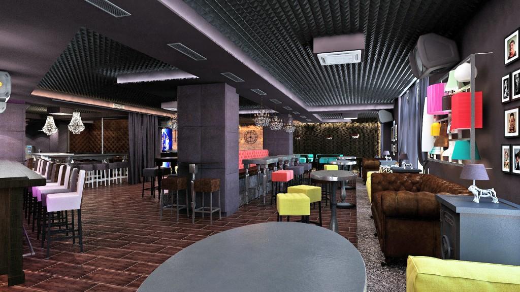 Bar_Club Cheers