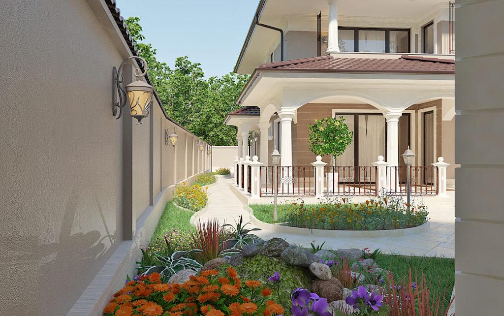 classical house design